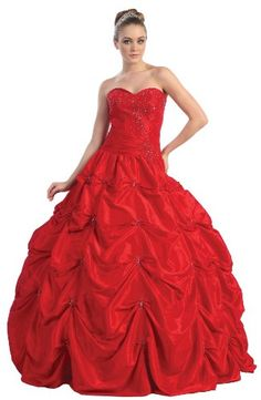 Buy Red Wedding Dresses on a Budget