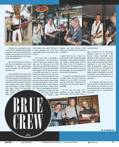 The Brue Crew by M. Buonauro. They are a New Jersey cover band that performs throughout Monmouth and Ocean Counties.