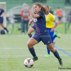 U 19 Football feminin Paris Saint Germain vs Saint Maur