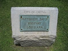 jefferson davis highway new orleans