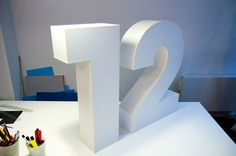 2012 by INK studio, via Behance 3d Craft, Paper Illustration, Bookends, Behance, Ink, Studio, Home Decor, Art 3d, Decoration Home