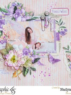How to Create a Scrapbook LayOut