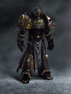 Warhammer 40k HQ