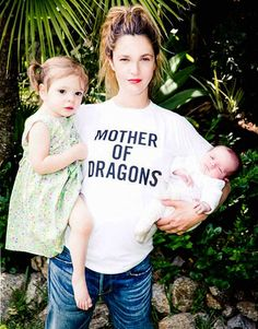 Drew Barrymore Shares First Picture of Baby Frankie, Olive: Photo - Us Weekly
