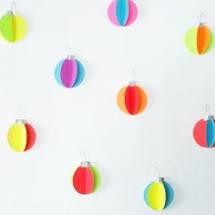 Learn how to make these adorable ornaments with scarps you have laying around the house!