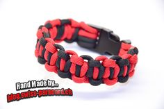 Boxed in und Tutorial | Swiss Paracord