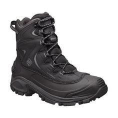 Men's Columbia Bugaboot II Boot Black/