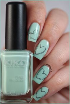 Mint is a admirable blush for hot days. With the access of summer, the excellent nails are acceptable added and added popular. In this post, we would like to appearance you 17 fashionable means to adorn the excellent nails. Break actuality and acquisition the designs you love. How can you absorb a accomplished summer after …