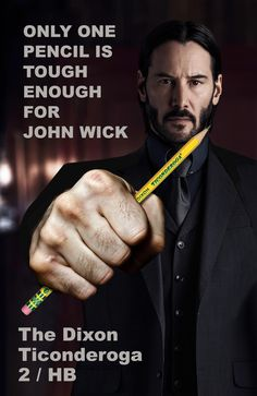 "JOHN WICK 2 is bad ass! ""I once saw him kill three men in a bar..."" http://ift.tt/2l8JTTs #timBeta"
