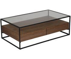 Konferenčný stolík so zásuvkou Helix Getting Cozy, Decoration, Interior, Design, Home Decor, Shopping, Coffee Table With Drawers, Round Coffee Tables, Coffee Tables