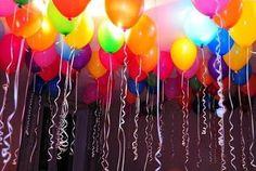 НАША СТРАНА МАСТЕРОВ: Как надуть летающие шарики без гелия в домашних ус...