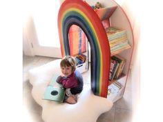 DIY Bookshelf for Kids Room | Girls Bedroom Decor Ideas | Click for Tutorial