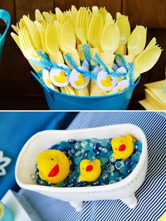 Amazoncom Its A Boy Rubber Ducky Duckie Baby Shower Balloons