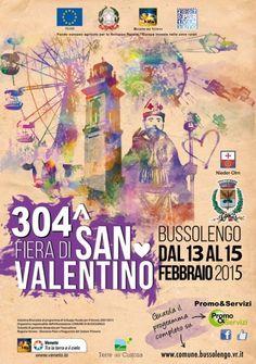 Fiera di San Valentino dal 13 al 15 Febbraio 2015 a Bussolengo