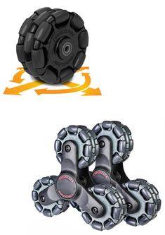 Rotacaster - Ezekiel Wheels