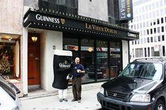 Le Vieux Dublin Pub Montreal Quebec