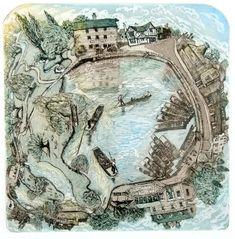 Glynn Thomas - Cambridge Mill Pools