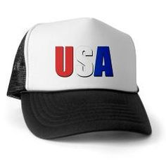 USA Trucker Hat> USA love> Victory Ink Tshirts and Gifts