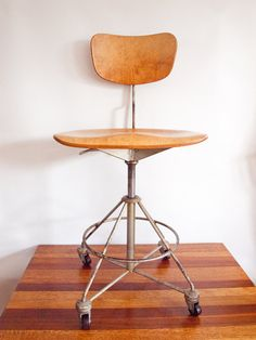 Elias Svedberg Chair, Featured in the 1955 Triva catalog sold at Nordiska Kompanient Department Store Sweden on Etsy, $2,200.00