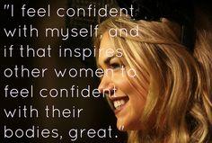 Body Image Inspiration (via @Huffington Post) #bodyimage