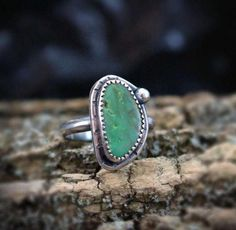 Mojave Turquoise Ring - 7.5 US