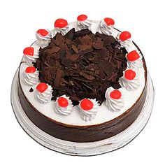 2 Kg Black forest Cake http://www.festive-xpressions.com/product/2kg%20Blackforest%20Cake