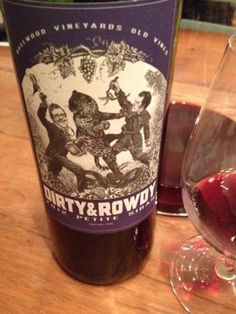 Dirty & Rowdy's Hardy Wallace On Petite Sirah and Improvisation
