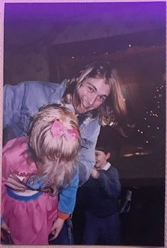 Shared by GirlGrunge. Find images and videos about grunge, rock and nirvana on We Heart It - the app to get lost in what you love. Kurt Cobain Photos, Nirvana Kurt Cobain, Dudes With Long Hair, We Heart It, Find My Friends, Donald Cobain, Scott Weiland, Smells Like Teen Spirit, Blink 182