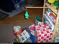 Simplifying Christmas.