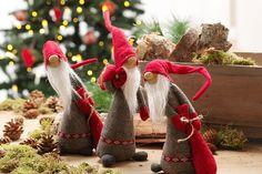 Nisse fra Skeidar Burlap, Santa, Reusable Tote Bags, Christmas Ornaments, Holiday Decor, Hessian Fabric, Christmas Jewelry, Christmas Decorations, Christmas Decor