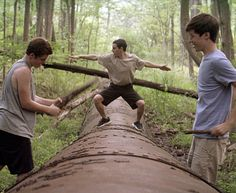 One if my absolute favorite movies The Kings of Summer