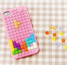 iPhone 4s Tetris case $25