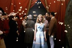 """""""They say when you meet the love of your life, time stops, and that's true. What they don't tell you is that when it starts again, it moves extra fast to catch up."""" #BigFish"""