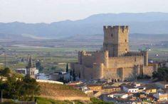 Turismo en #Alicante, Castillo de #Villena, Imagen cortesía de nostravalencia.com