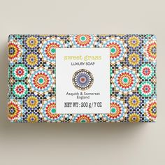 mosaic design for soaps - Google Search