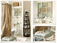 Valentois Bathroom Decor | Ballard Designs