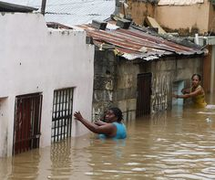 THE 'OTHER SIDE' OF SANDY NOT SEE ON TV AND NEWSPAPERS. The hurricane also struck CUBA, HAITI AND THE DOMINICAN REPUBLIC