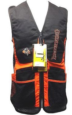 2014 browning #claybuster claymaster shooting #skeet trap vest clay #pigeon, View more on the LINK: http://www.zeppy.io/product/gb/2/131262665970/