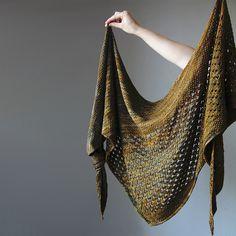 Ravelry: Sunwalker pattern by Melanie Berg