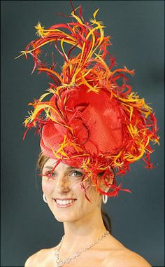 Kentucky Derby Hat - 2012