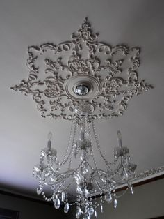 Custom Ceiling Medallion by RenaissanceOrnamental.com