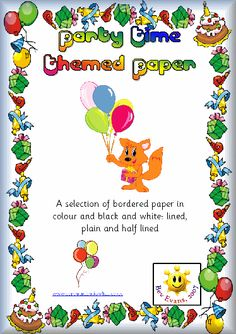 Decorated Paper