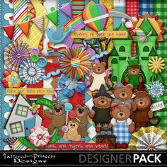 A Beary Wonderful Oz Kit
