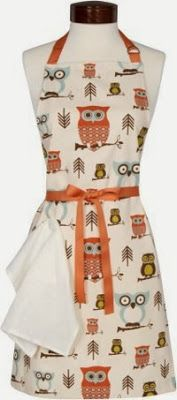 6 Hostess Chef Aprons for Autumn