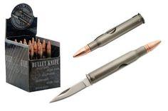 30-06 Bullet Knife