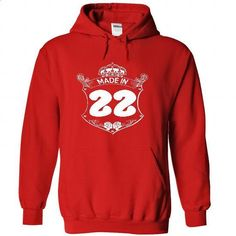 Made in 22 - Hoodie, t shirt, hoodies, t shirts - #yellow hoodie #army t shirts. SIMILAR ITEMS => https://www.sunfrog.com/Names/Made-in-22--Hoodie-t-shirt-hoodies-t-shirts-1615-Red-22741441-Hoodie.html?id=60505