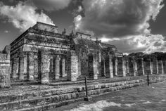 This is a photo I took at Chichen Itza in Mexico last Nov.