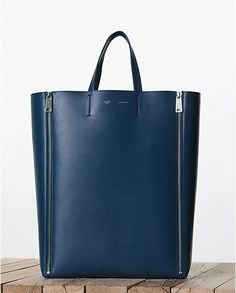 CÉLINE fashion and luxury leather goods 2013 Fall - - 16 NAVY TOTE
