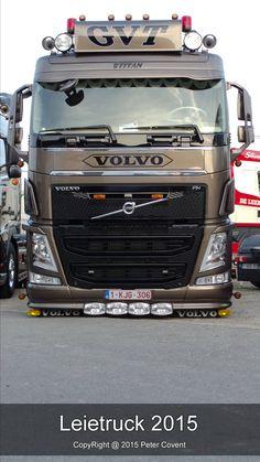 Leietruck 2015 Truck-meeting in Deinze