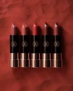 Anastasia Beverly Hills Matt lipsticks